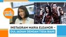 Maria Eleanor Main Instagram – Dul Jaelani Pilih Tissa Biani