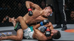 Laga Sorotan | Stefer Rahardian VS Muhammad Imran | Highlight ONE