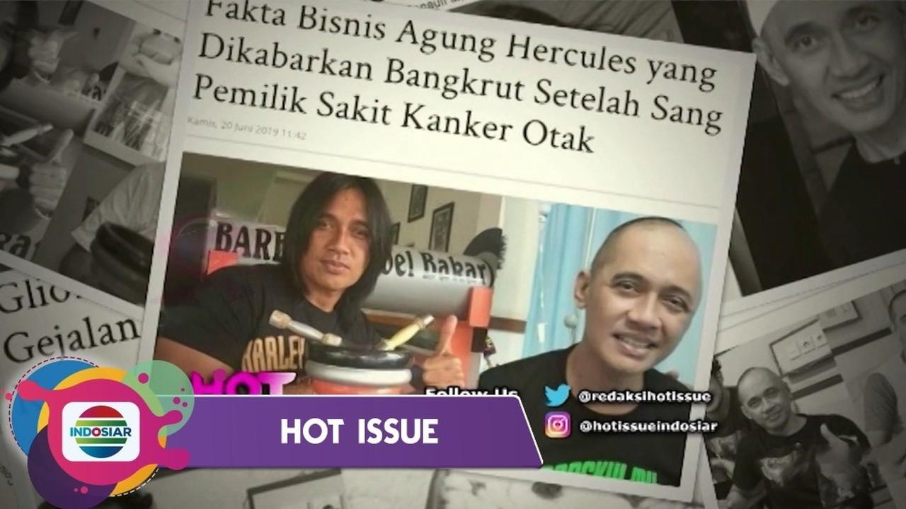 Streaming Hot Issue - Beralih!! Agung Hercules Pilih ...