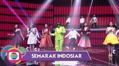 "Kompakk !! Melly Goeslaw Ft Byoode  ""Ku Bahagia"" | Semarak Indosiar 2020"