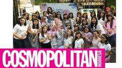 Cosmo Club- Flower Arrangement Class With Corine de Farme - Cosmopolitan Indonesia