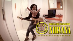 Nirvana - Smells Like Teen Spirit - Toilet Bass Cover by Inung