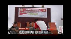 HUT Bhayangkara 73, Polres Gelar Donor Darah
