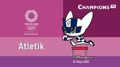 Full Match | Atletik - Perebutan Medali Lari 400m Putra | Olimpiade Tokyo 2020