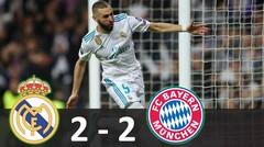 Real Madrid vs Bayer Munchen 2-2 - Hasil UCL Tadi Malam - Highlights & Goals - 02/05/2018