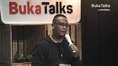 Rudy Soedjarwo - Membangun Karakter dalam Story Telling | BukaTalks