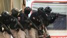 Simulasi Pengamanan Pilpres Polisi Baku Tembak Dengan Teroris & Bentrok Dengan Pengunjukrasa.