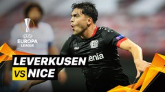 Mini Match - Leverkusen vs Nice | UEFA Europa League