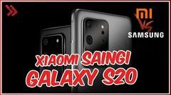 Siapa Sangka?! 4 HP Xiaomi ini Mampu Bersaing dengan Samsung Galaxy S20!!