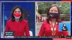 Laporan Langsung VOA untuk KompasTV: Peringatan HUT RI di Amerika DIlakukan Dengan Prokes Ketat