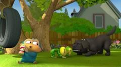 Alien Monkey - Dog 2