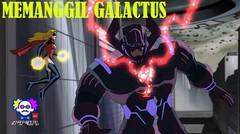 Terungkap!!! 7 Kekuatan Captain Marvel Untuk Melawan Thanos