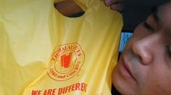 UN-KRESEK : The Halal Guys Jakarta Indonesia