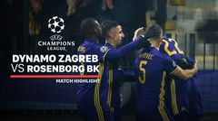 Full Highlight - Dinamo Zagreb 2 Vs 0 Rosenborg BK | UEFA Champions League 2019/2020