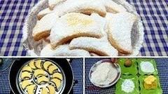 Cara Membuat Kue Putri Salju Teflon(Anti Gagal)
