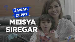 HIRES JAWAB CEPAT MEISYA SIREGAR