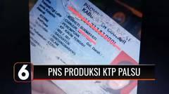 Viral Video PNS Produksi KTP Palsu Seharga Rp 250 Ribu!   Liputan 6