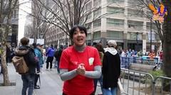 From Tokyo Marathon to Aceh Marathon