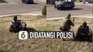 Polisi Wyoming 'Gerebek' Bocah 3 Tahu