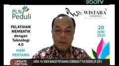 PLN Peduli Batik Indonsia di Masa Pendemi Covid-19