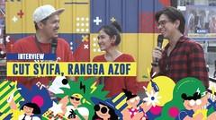 Cut Syifa dan Azof Rangga Buka-bukaan Cuma di Vidio | ON OFF FESTIVAL 2019