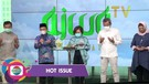 Launching Tv Digital Ajwa Tv Cermin Indahnya Islam | Hot Issue Pagi 2020