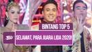 Bintang Top 5! Ucapan Selamat untuk Meli, Gunawan, dan Hari dari Dini dan 4 Sahabat di LIDA 2020