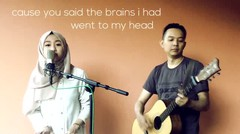 Oasis - Don't Look Back In Anger Cover (Indonesian Pop Style) by canidya & gunturelmonemo