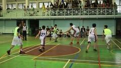 3X3 Basketball Competition SMA Gonzaga VS SMA 3 Part. 4