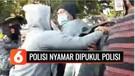 Mahasiswa Demo, Polisi Malah Ribut dengan Polisi yang Sedang Menyamar