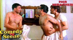 Akshay Kumar, Sunil Shetty & Paresh Rawal Fighting - Comedy Scene | Phir Hera Pheri | Hindi Film