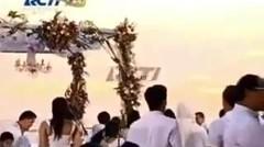 Suasana Resepsi Pernikahan Raffi Ahmad Dan Nagita Slavina Di Bali