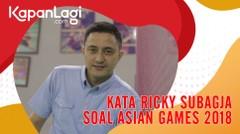 Ricky Subagja - Asian Games 2018