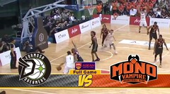 Full Games Formosa Dreamers VS Mono Vampire (Playoff Quarter Final Game 1) ABL 2018-2019