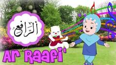 AR RAAFI' |  Lagu Asmaul Husna Seri 3 Bersama Diva | Kastari Animation