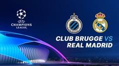 Full Match - Club Brugge vs Real Madrid I UEFA Champions League 2019/2020