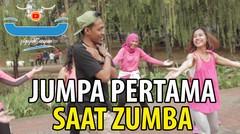 Jumpa Pertama Saat Zumba #ngajaksenyumtamankota