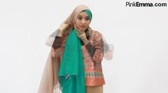 Tutorial Hijab Wisuda