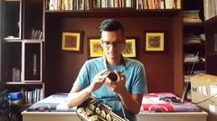 Belajar Saxophone Itu Mudah! (Vibrato)
