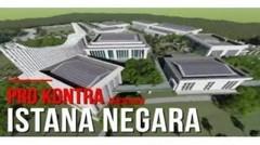 30 Menit - Jawaban gamblang Menteri PPN/Bappenas tanggapi pro kontra desain istana negara
