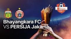 Full Match - Bhayangkara FC 2 vs 2 Persija Jakarta   Shopee Liga 1 2020