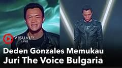 Deden Gonzales Memukau Juri The Voice Bulgaria