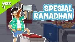 Kartun Lucu Om Perlente - Ramadhan 2 - Animasi Indonesia