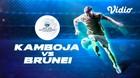 Full Match - Kamboja 1  VS Brunei 1   Piala AFF U-15 2019
