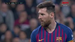 Real Madrid vs Barcelona 0-1 Highlights