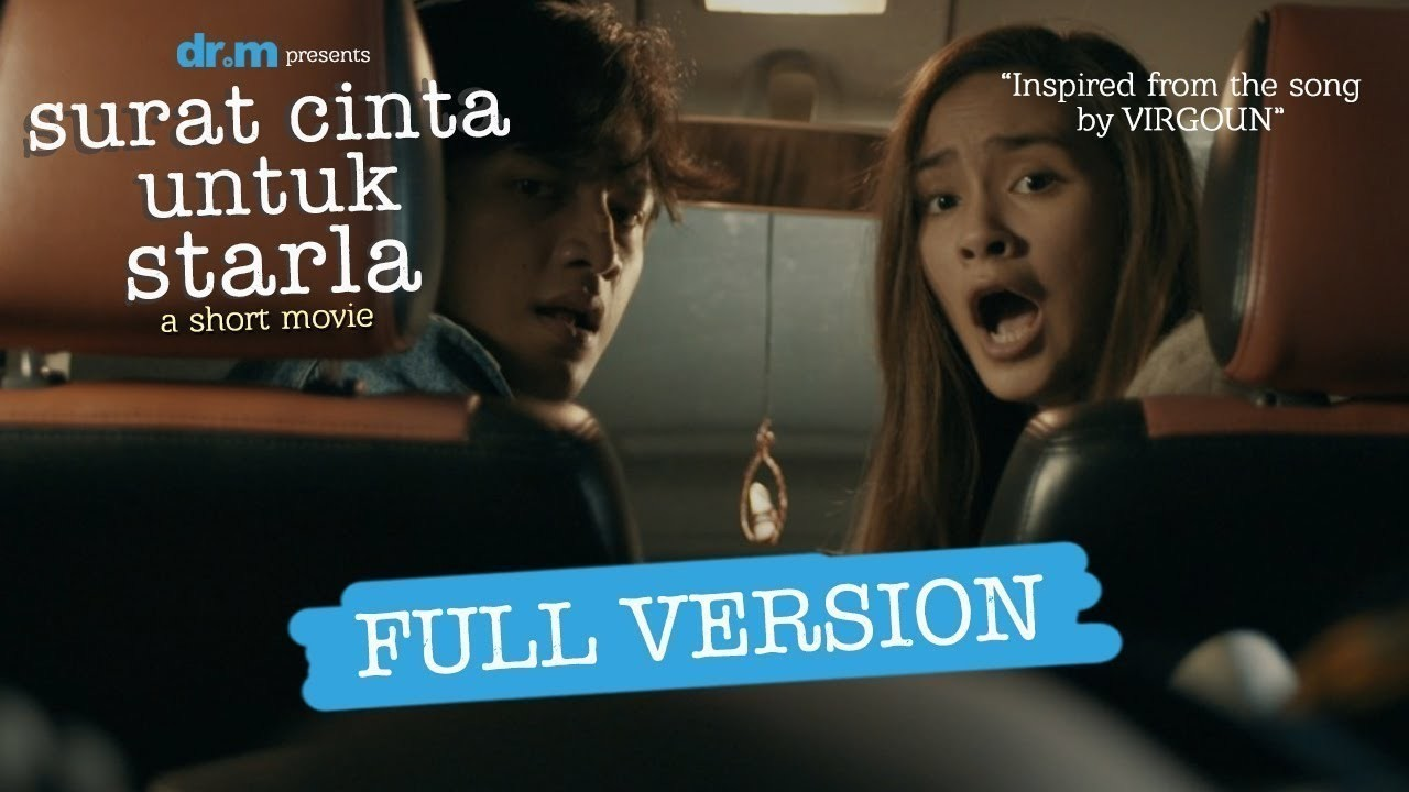 Surat Cinta Untuk Starla Jefri Nichol Caitlin Short Movie Full Version