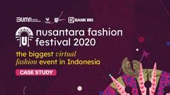 Nusantara Fashion Festival Case Study - 2020