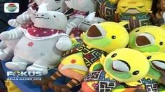Beberapa Hari Jelang Penutupan, Suvenir Asian Games 2018 Laris Diburu Pengunjung - Fokus Pagi