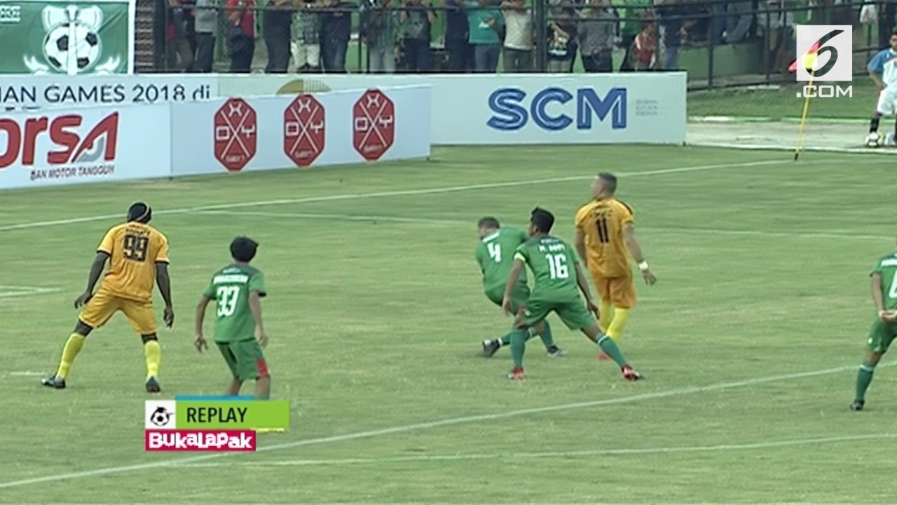 Streaming Bhayangkara FC Sukses Bungkam PSMS Medan - Vidio.com
