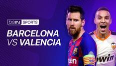 Barcelona vs Valencia | Rerun | 29 MAR | 21:00 WIB | La Liga